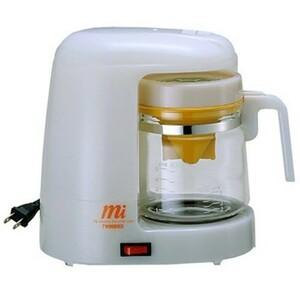 TWINBIRD浄水コーヒーメーカー5カップサイズ CM-D802MN 未使用品 コーヒーメーカー
