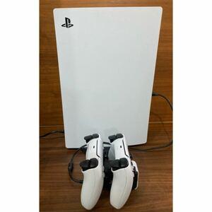 SONY PlayStation5 デジタルエディション     充電スタンド&ワイヤレスコントレーラー付き