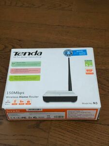 Tenda 無線LANルーター WiFi