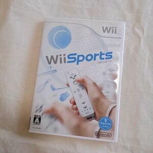 【中古】Wii Sports Wiiスポーツ ソフト