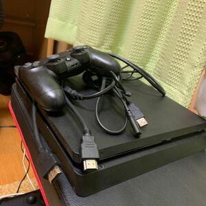プレステ4 500GB 動作確認済 2100ch SONY PS4 プレイステーション4 ソニー