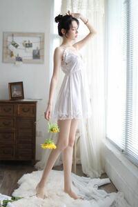 花柄 ベビードール ナイトウェア 透け透け ルームウェア レースキャミ 下着 エロ下着 シースルー
