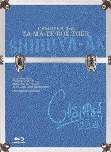 [Blu-Ray]CASIOPEA 3rd/TA・MA・TE・BOX TOUR CASIOPEA 3rd