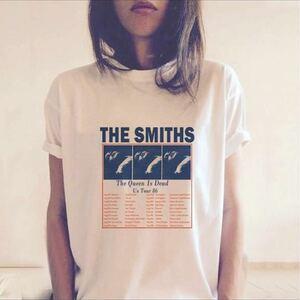THE SMITHS Tシャツ バンドTシャツ バンT ザスミス ツアーTシャツ
