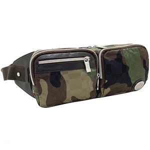 オロビアンコ ウエスト ポーチ カモフラージュ ウエスト バッグ OROBIANCO 迷彩 ボディバッグ バック カバン 鞄 メンズ (9709)
