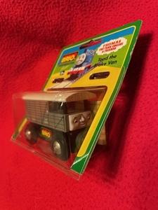 ヤフネコ無料!ブリオ BRIO ◆木製レール 機関車トーマス トード・ザ・ブレーキ・バン/未使用/王室御用達・本物 32457