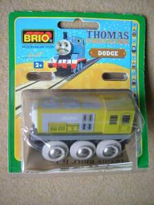 定形外送料無料!ブリオ BRIO ◆木製レール 機関車トーマス ドッジ/未使用/王室御用達・本物 32332