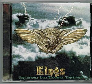 KINGS【中古CD】ハード・ロック ナイト・ホークス 青木秀一 聖飢魔II ルーク篁