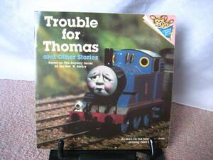 【英語絵本】『機関車トーマス~Trouble for Thomas』//