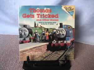 【英語絵本】『機関車トーマス~Thomas Gets Tricked』薄い本です/送料無料/匿名配送