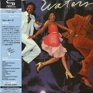 The Waters / Waters (紙ジャケット)
