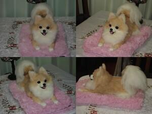 ★chako★ 羊毛フェルト 完全オーダー 犬のみ 大きなサイズ 貴方の家族 誕生させます 5