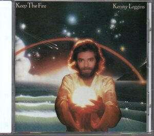 ケニー・ロギンス/KENNY LOGGINS「キープ・ザ・ファイア/KEEP THE FIRE」