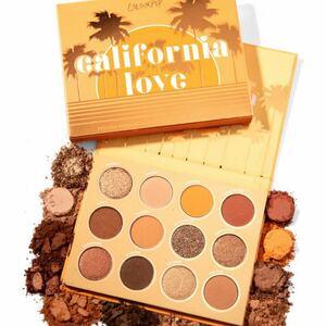 California Love カラーポップ アイシャドウパレット