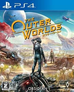 【PS4】アウター・ワールド テイクツー・インタラクティブ・ジャパン PlayStation 4