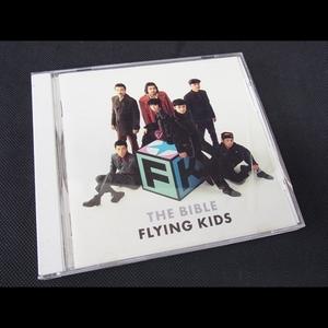 管理:143-109 ☆  FLYING KIDS ザ・バイブル  CDアルバム  帯なし  歌詞カード付き ☆