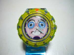 ★スウォッチ Swatch SCUBA スクーバ200 フェイス メンズ時計