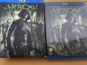 海外ドラマ 「ARROW アロー」シーズン2 Blu-ray(海外盤)