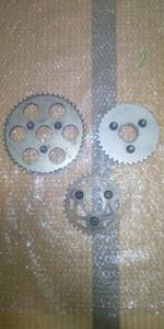 HONDA RS125 NX4NF4 AFAM made rear sprocket secondhand goods 34t36t49t chain size 415 NSF250