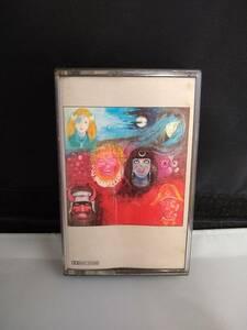 C0248 カセットテープ KING CRIMSON/IN THE WAKE OF POSEIDON キングクリムゾン ポセイドンのめざめ 3100-358 UKの商品画像