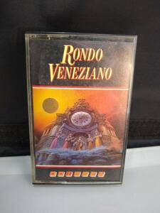 C0434 カセットテープ Rondo Veneziano Odissea ZC RON 5 UKの商品画像
