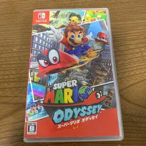Nintendo Switch ニンテンドースイッチソフト スーパーマリオオデッセイ