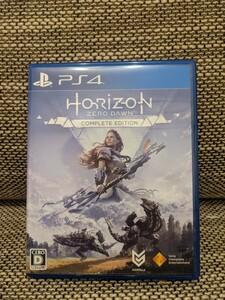 Horizon Zero Dawn COMPLETE EDITION PS4 ホライゾンゼロドーン コンプリート エディション