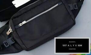 アリクス ALYX bag ナイロン ポーチ ボディ バッグ ウエストポーチ ミリタリー タクティカル 1017 9sm