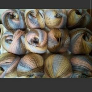 毛糸 ダイヤフェリーチェ 501番 12玉