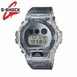 CASIO カシオ G-SHOCK ジーショック デジタル クリアスケルトン DW-6900SK-1 Clear Skeleton 男性 メンズ デジタル 腕時計 防水 耐衝撃