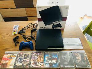 PS3 CECH-2000A プレイステーション3 PS3本体 プレステ3 プレステ PlayStation3
