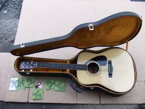 SATU277 ヤマハ FG-301B ギター アコースティックギター アコギ YAMAHA ハードケース付き 同梱不可