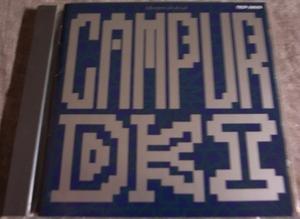 ★ インドネシア・ダンドゥット名盤 チャンプルDKI 『CAMPUR DKI』 国内盤CD ヒット・シングル「コーヒー・ダンドゥット」収録 ★貴重!