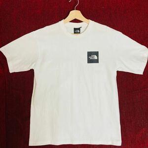 【大人気】THE NORTH FACE ザノースフェイス Tシャツ 半袖 ワンポイント ロゴ★Lサイズ メンズ NT81838