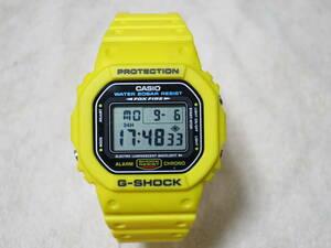 G-SHOCK DW-5600ED-9(国内モデル)