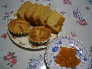【K'S】食べ切りサイズ★♪アプリコットケーキ★大人気♪