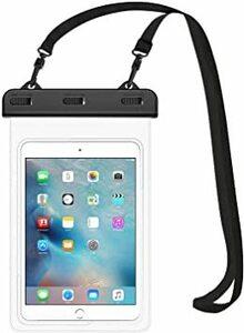 透明 防水ケース ATiC タブレット防水ケース カバー iPad Mini 2019/4/3/2 Samsung Tab 5