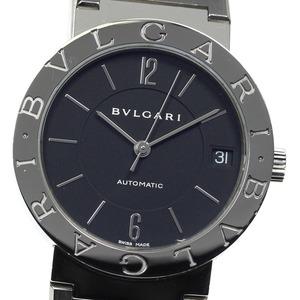 ☆良品【BVLGARI】ブルガリ ブルガリブルガリ BB33SS 自動巻き メンズ