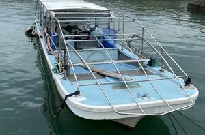 白井造船・海苔船