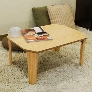 アウトレット価格 ローテーブル 折りたたみ 和室 ちゃぶ台 テーブル 木製 センターテーブル 新品 北欧 折り畳み ナチュラル色