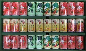 エア・ウォーター 株主優待 ゴールドパック ジュース60缶セット(1缶 160g、濃縮還元30本、ストレート30本)※最短賞味期限:2022年6月24日