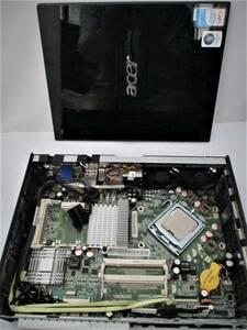【ACER】ASPIRE L3600デスクトップのマザーボードとケース(JUNK)