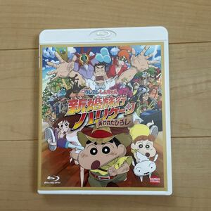 映画 クレヨンしんちゃん 新婚旅行ハリケーン~失われたひろし~ (Blu-ray Disc) クレヨンしんちゃん
