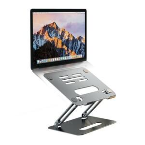 ノートパソコンスタンド タブレットスタンド PCスタンド ノートパソコン アルミ合金製