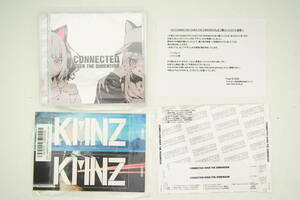E035/CD/CONNECTED OVER THE DIMENSION/KMNZ/春猿火/ヰ世界情緒