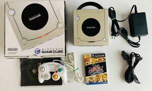 任天堂 ゲームキューブ スターライトゴールド / Nintendo GameCube Starlight Gold rare !