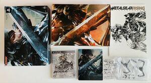 メタルギア ライジング リベンジェンス プレミアムパッケージ(限定版) - PS3 / metal gear rising revengeance limited edition ps3