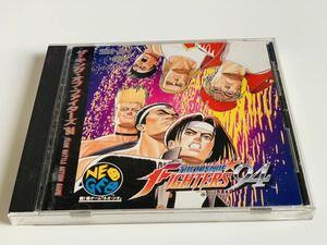 ザ・キング・オブ・ファイターズ '94 NEOGEO CD / the king of fighters 94 neo geo cd