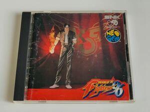 ネオジオCD SNK ザ・キング・オブ・ファイターズ '96 / the king of fighters 96 neo geo cd