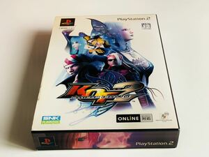 PS2 ザ・キング・オブ・ファイターズ 最大の影響 2 / the king of fighters maximum impact 2 ps2